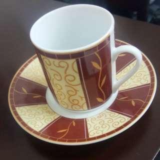 🚚 espresso超質感 杯盤組