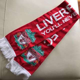 Liverpool FC Scarf