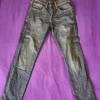Original Levi's Mens Jeans