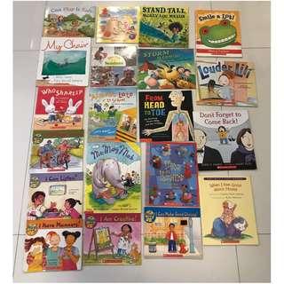 Scholastic Children Story Books