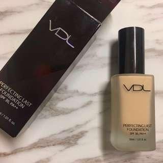 🚚 降價!!VDL 超完美粉底液V02