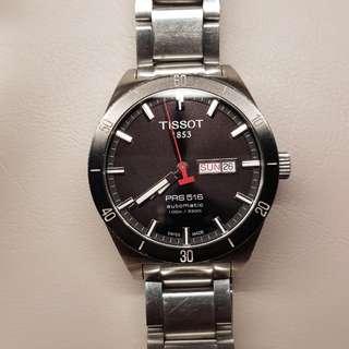 TISSOT天梭PRS516機械錶