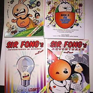 Sir Fong Science Adventure