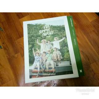 <WTS> BTS SUMMER PACKAGE 2017