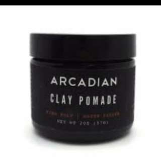 CLEARING STOCK ARCADIAN CLAY POMADE