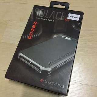 Solace case for iphone 6s plus