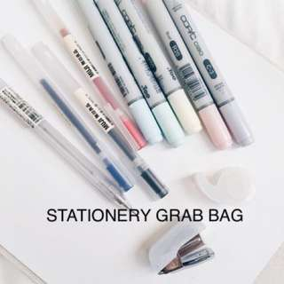 stationery grab bags!