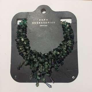 Necklace kalung zara