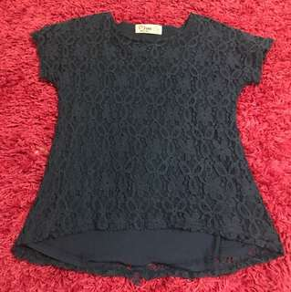 Mini Moley blouse