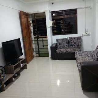 3 room unit for rent