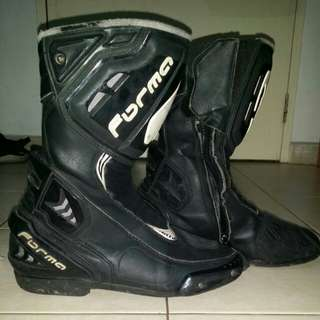 Forma Freccia Riding/Racing Boots