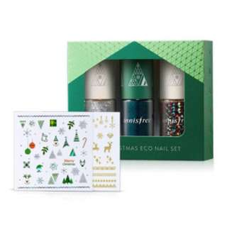 Innisfree Christmas Eco Green Nail Polish