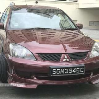 Mitsubishi Lancer for Rental/ Grab