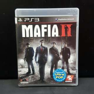 PS3 Mafia II 2 (Used Game)