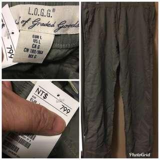 H&M孟加拉休閒褲L號
