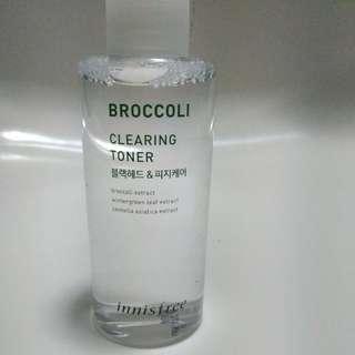 Innisfree Broccoli Clearing Toner (150ml)