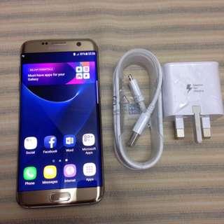 Samsung S7 Edge 32GB Gold