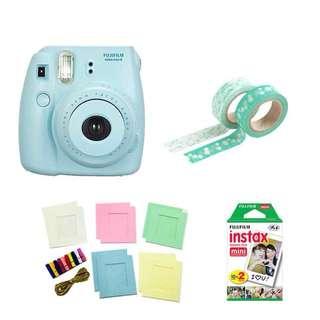 Instax Mini 8 Camera + Bundle
