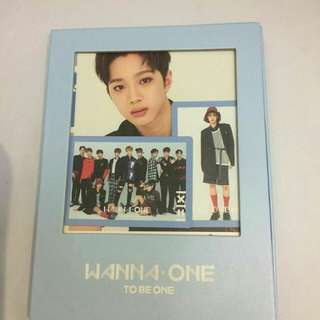 [READYSTOCK] Wanna One - To Be One ; Sky ver