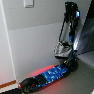 Used 10 inch scooter