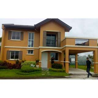 5 Bedroom House and Lot For Sale at Cavite