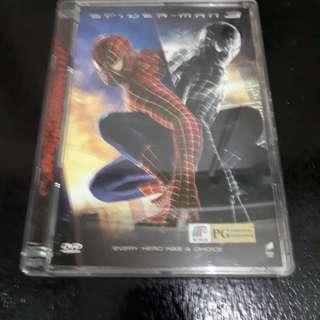 Spiderman 3 Original dvd