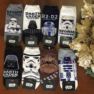 Star Wars Ankle Socks