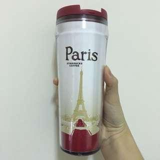🚚 Starbucks 巴黎城市杯