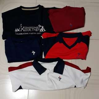 YJC School T shirts