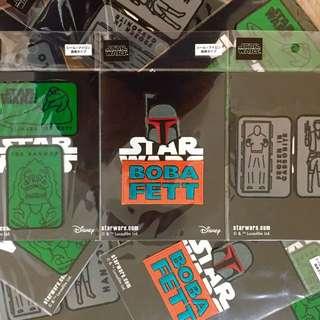 Star Wars stitching patch emblem