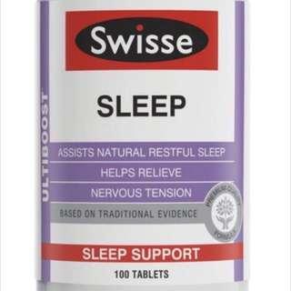 SWISSE 改善睡眠片
