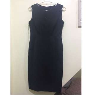 Black dress for office/formal