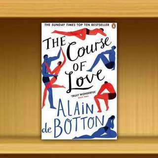 BN -  The Course of Love By Alain de Botton