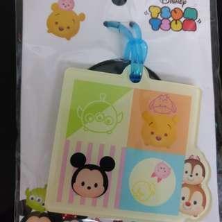 Tsum Tsum 行李牌