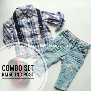 SMART COMBO! Free delivery!!
