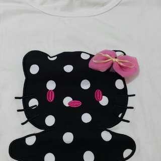Hello Kitty 純棉睡衣組
