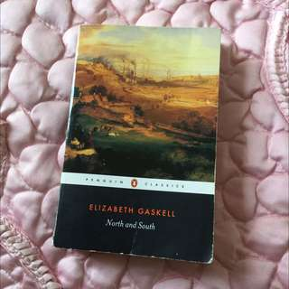North And South- Elizabeth Gaskell