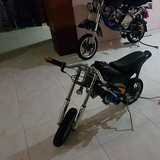 Mini Ebike