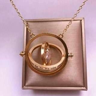 ✨Harry Potter time-turner necklace