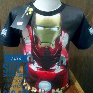 """Kaos Superhero """"Furo"""""""