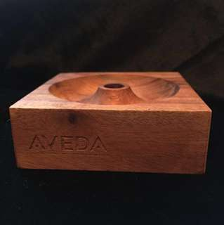 AVEDA 原木製精油台座