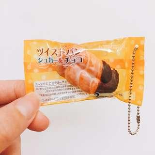 扭蛋糖霜巧克力麵包捲日本