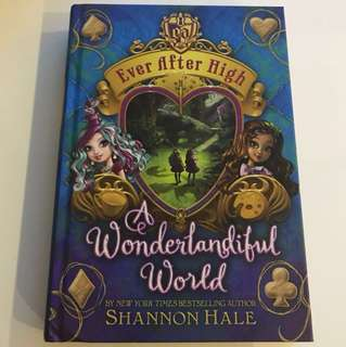 Ever After High - A Wonderlandiful World