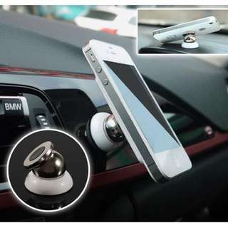 Magnetic phone stand holder
