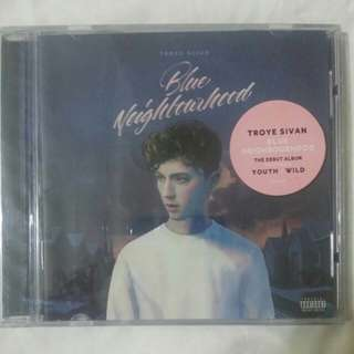 [Music Empire] Troye Sivan  - Blue Neighbourhood CD Album