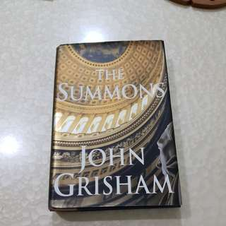 The Summons by John Grisham (Hardcover)
