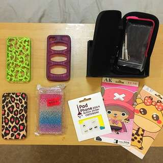 iPhone 4S accessories lot