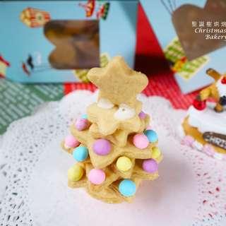 交換禮物-DIY立體聖誕樹組合包