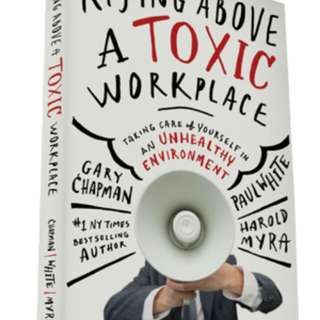 ♥ Free Mysterious Gift with This Purchase ♥ Book : Rising above a Toxic Workplace