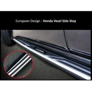 Honda vezel / hrv side step